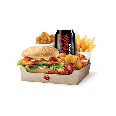 fast food australie - Oporto