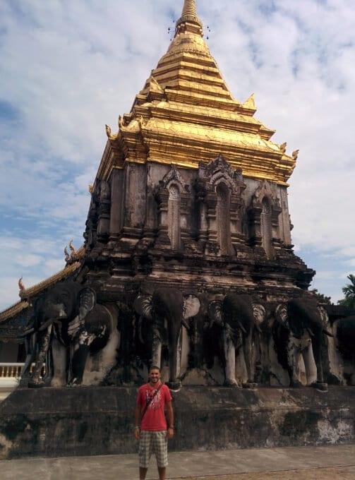 visiter les temples en Thaïlande