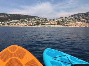 Stand up Paddle à Nice