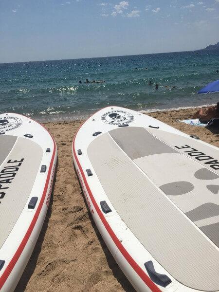 Big Paddle à Cannes