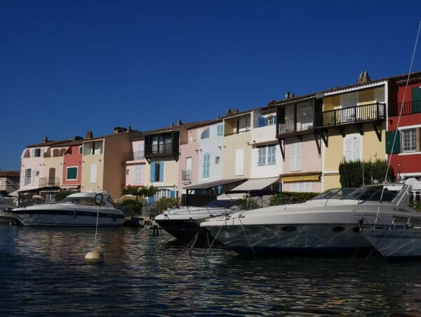 Canaux port grimaud