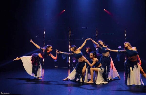 Danse Orientale à Nice - Kahina Oriental & Fusion
