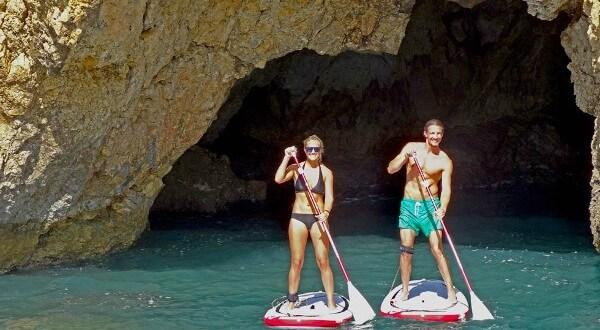 Les Baléares : paddle à Palma De Majorque