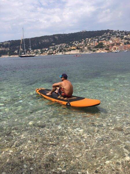 Paddle Nice Villefranche-sur-mer
