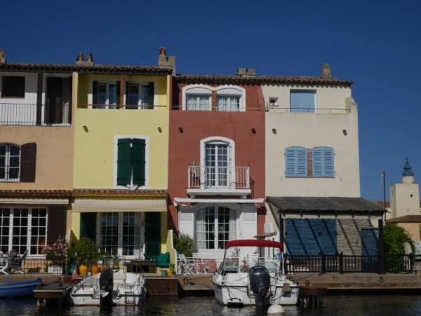 Port Grimaud couleur