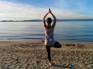 Yoga îles de porquerolles