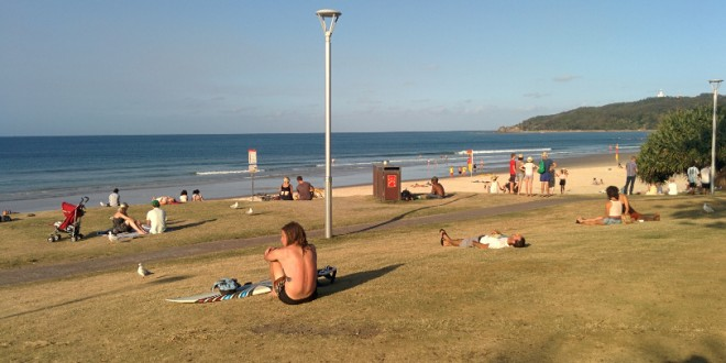 Byron Bay , australie, surf et hippies
