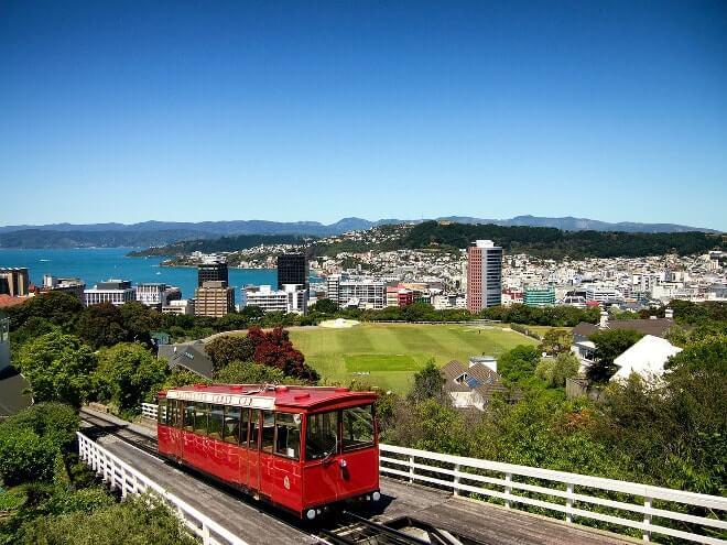 Wellington capitale de la Nouvelle-Zélande-min