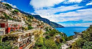 Une destination aux allures de petit paradis : la côte amalfitaine