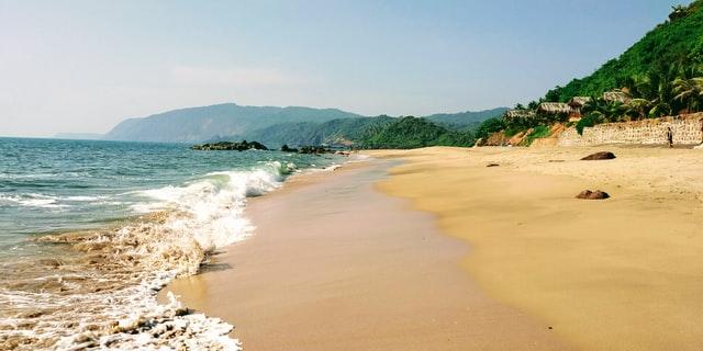 Poser ses valises à Goa