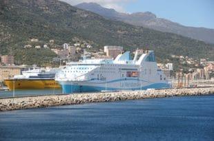 Ferry Méridionale Bastia